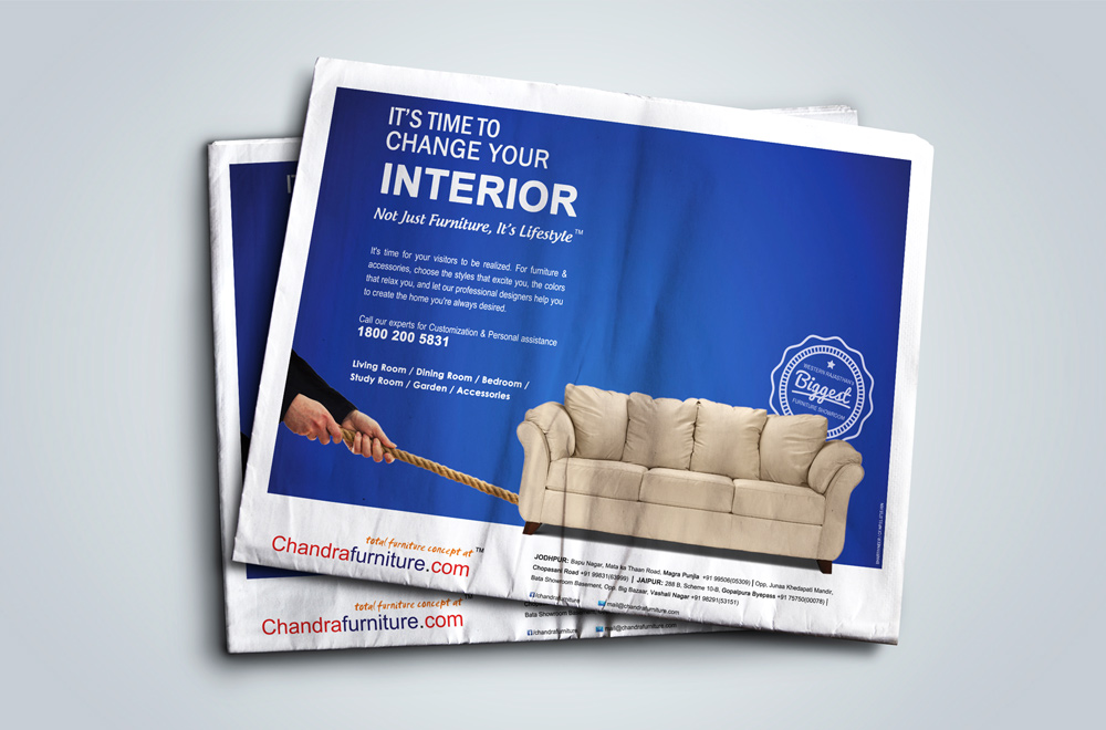 chandra-furniture-1st-newspaper-ad